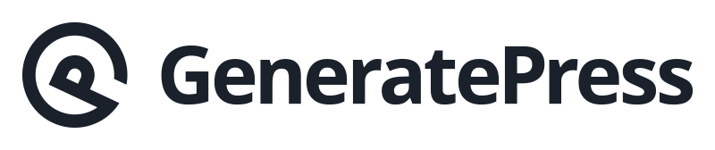 GeneratePress Theme Para WordPress