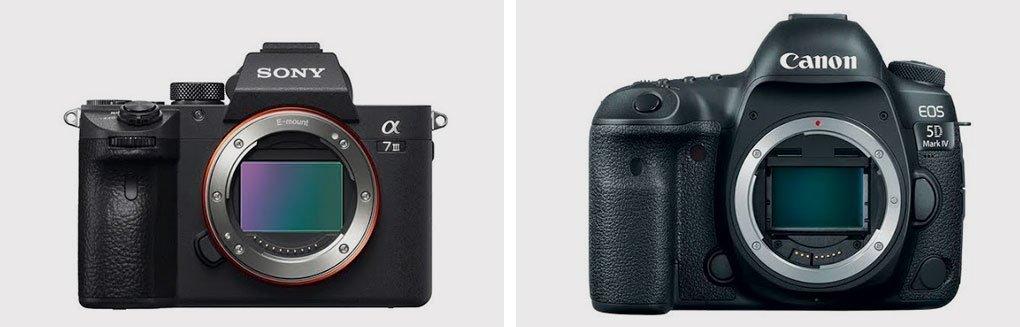 Canon-5D-MarkIV-Sony-A7III